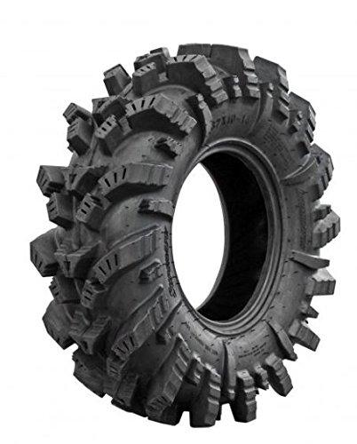 SuperATV Intimidator All-Terrain Tire - RZR, X3, General, Maverick, Ranger, Rock & All Terrain UTV - 32x10-14 (Put A Little Mud On The Tires)