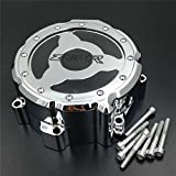 Chrome Stator Engine Cover for Kawasaki Zx14r Zzr1400 2006-2013