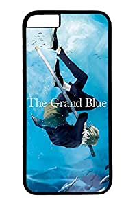 Anime Boy Seabed Cute Hard Cover For iPhone 6 Case (4.7 inch) PC Black Cases for Fashion Unique BT-SB personality case