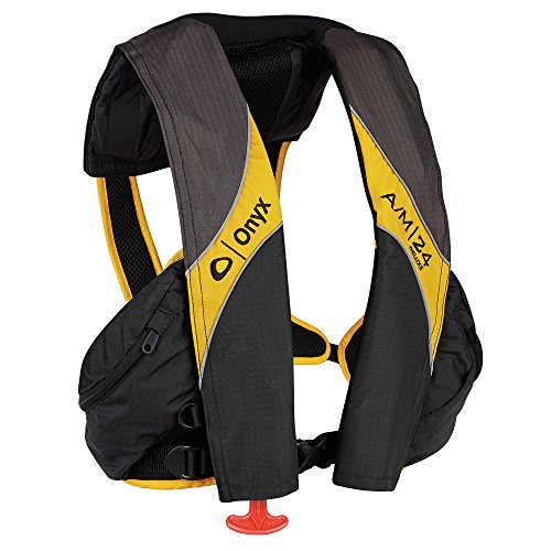 Onyx Outdoors A/M-24 Deluxe Auto/Manual Life Jacket