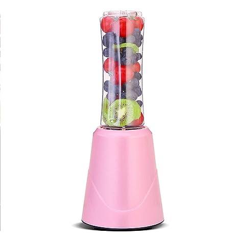 Mini Batidora Electrica Smoothie Maker Juice Blender 200W ...