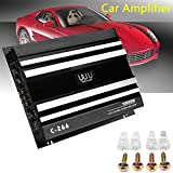 5800W Car 4 Channel Power Amplifier Stereo Audio Super Bass Subwoofer Amp 12V