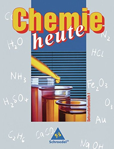 Chemie heute SI - Ausgabe 1993 Süd: Schülerband