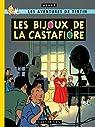 Les Bijoux de la Castafiore / Les Pinderleots de l'Castafiore (édition en picard) par Hergé