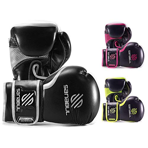 GTHYUUI Essential Gel Boxing Kickboxing Training Gloves