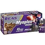Myoplex Original Chocolate Fudge - 12/17oz - CASE PACK OF 4