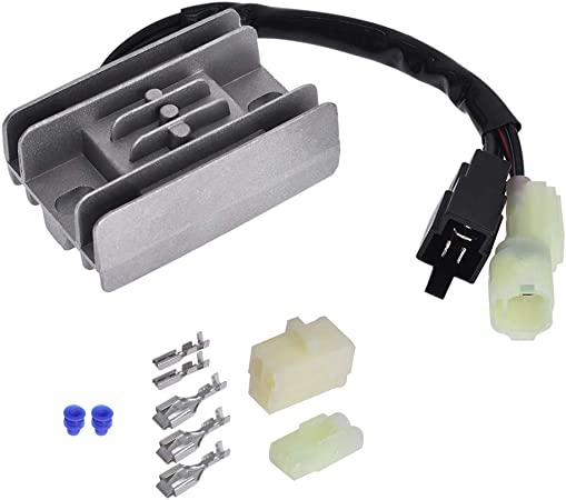 labwork Voltage Regulator Rectifier Assembly 3530-034 Fit for Arctic Cat 250 300 2x4 4X4