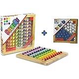 Mad Cave Bird Games ColorKu and Tic-Tac-Ku Bundle Pack (Blue)