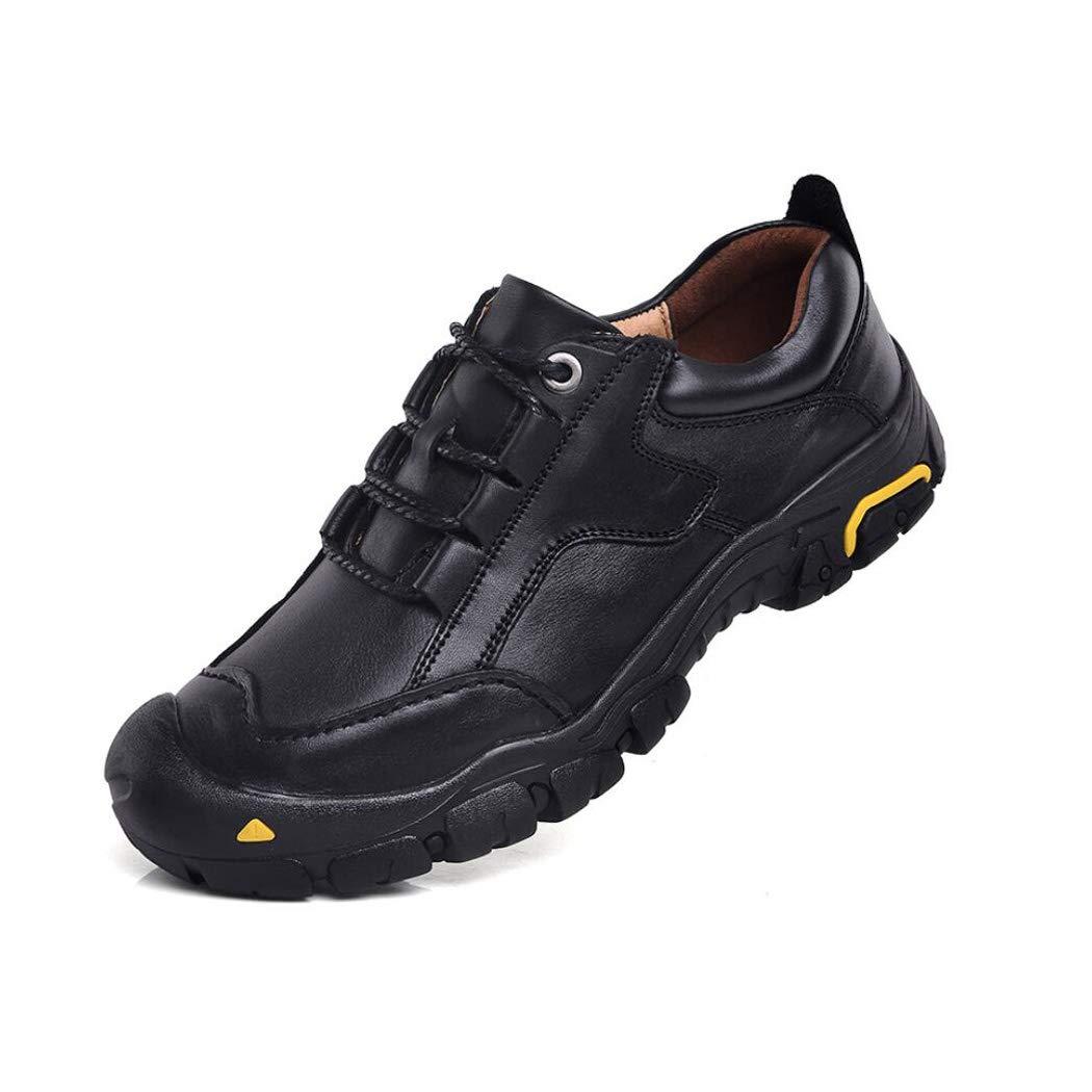 Zxcvb Lederschuhe für Herren Lederschuhe für Herren Outdoor-Outdoor-Wanderschuhe Verschleißfeste Schuhe für große Größen