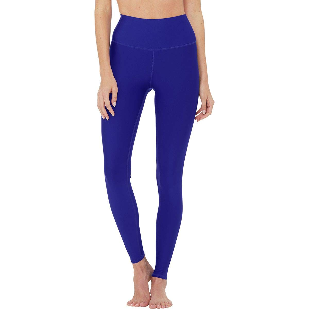 Alo Yoga High-Waist Airlift Legging - Women's Sapphire, M by Alo Yoga (Image #1)