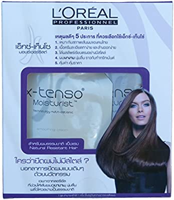 L'Oreal Professionnel x tenso Moisturist Hair Straightener for Natural Resistant Hair