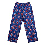 Boys Marvel Spider-Man Print Dark Blue Pajama