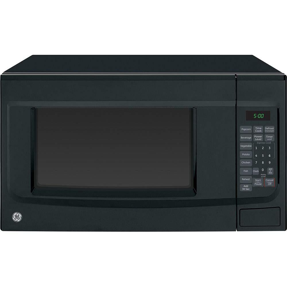 GE JES1460DSBB Countertop Microwave 1.4 cu ft.