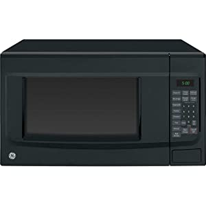 "GE JES1460DSBB 22"" 1.4 cu. ft. Capacity Countertop Microwave in Black"