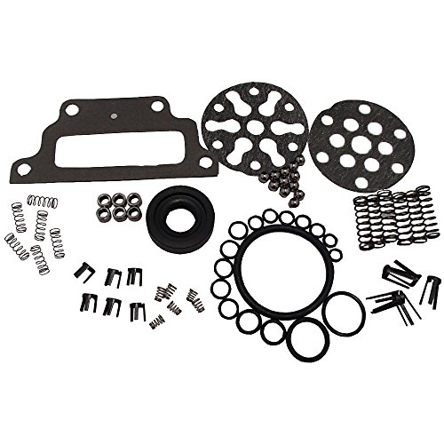 Hydraulic Pump Parts - CKPN600A Hydraulic Pump Repair Kit for Ford New Holland Tractors 2000 3000 4000