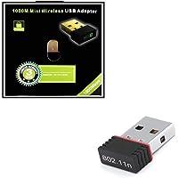 Terabyte 1000 mbps WiFi Receiver Desktop pc USB Adapter WiFi Device