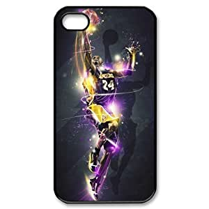 PhoneXover NBA Kobe Bryant Iphone 4 4s Cover Los Angeles Lakers Team For Personalized Design Iphone 4 4s Case