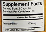 Tribulus-Terrestris-Extract-Pure-Source-of-Energy-Extremely-Potent-Formula-Increases-Testosterone-Stamina-Levels-by-137-Helps-with-Body-Fat-Loss-Muscle-Sleep-Benefits-USA-Made-By-Biogreen-Labs