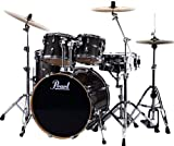 Pearl VBL905P/C Vision Birch Lacquer 5-Piece Drum Set - Graphite