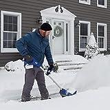 Snow Joe 24V-SS11 24-Volt iON+ Cordless Snow Shovel