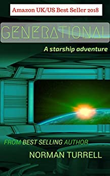 Generational: A starship adventure by [Turrell, Norman]