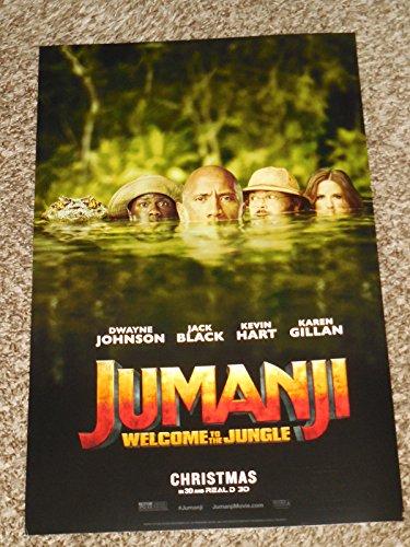 - Jumanji Welcome to the Jungle