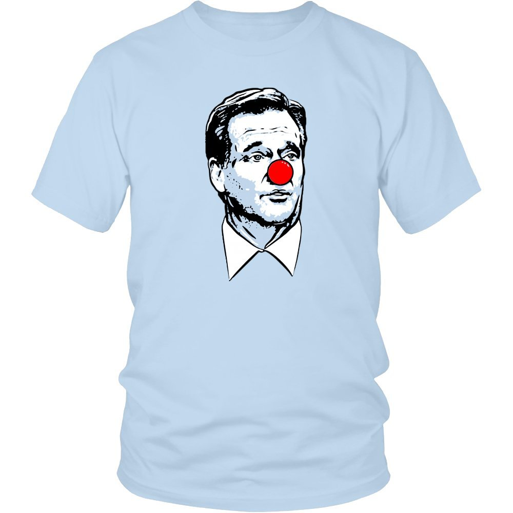 Roger Goodell Clown Shirt Matt Patricia Brady Redemption New England T-Shirt  Apparel 0430d0808