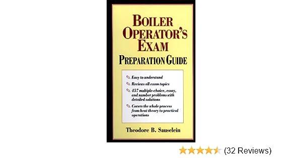 amazon com boiler operator s exam preparation guide ebook theodore rh amazon com Exam Study Tips SHRM Exam Study Guide