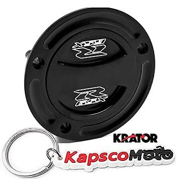 Krator negro sin llave Gas Cap Twist Off FuelTank tapa de ...