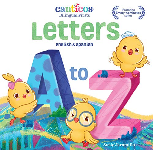Book Cover: Letters A to Z