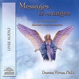 Messages de vos anges   Livre audio