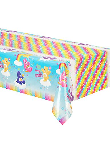 Care Bears Plastic Tablecover 183cm x