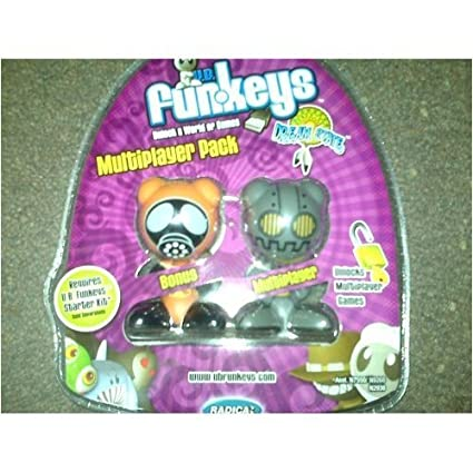 UB Funkeys Dream State Fallout and Sprocket (Normal) Chat Pack [Toy]