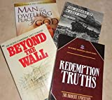 img - for 4 BOOK Special: The Groans of a Lost Soul, Redemption Truths, Man, the Dwelling Place of God AND Beyond the Wall book / textbook / text book