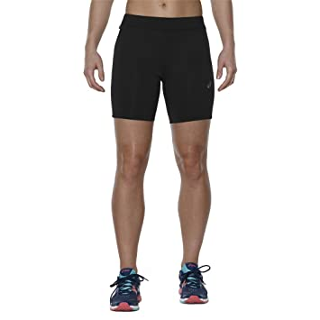 asics shorts damen