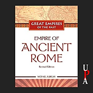 Empire of Ancient Rome Audiobook