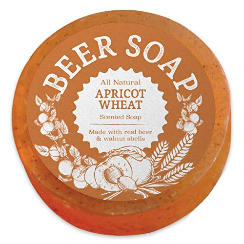 Beer Soap (Apricot Wheat)