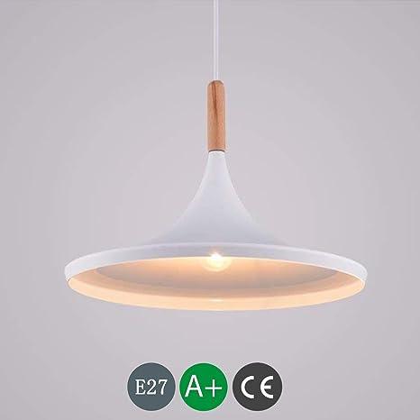 Lámpara retro moderna Lámpara colgante Loft Vintage de metal ...