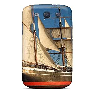 Galaxy S3 Case Cover With Shock Absorbent Protective Case