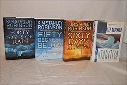 4 Book Hardcover Set. The Complete Science in the Capital