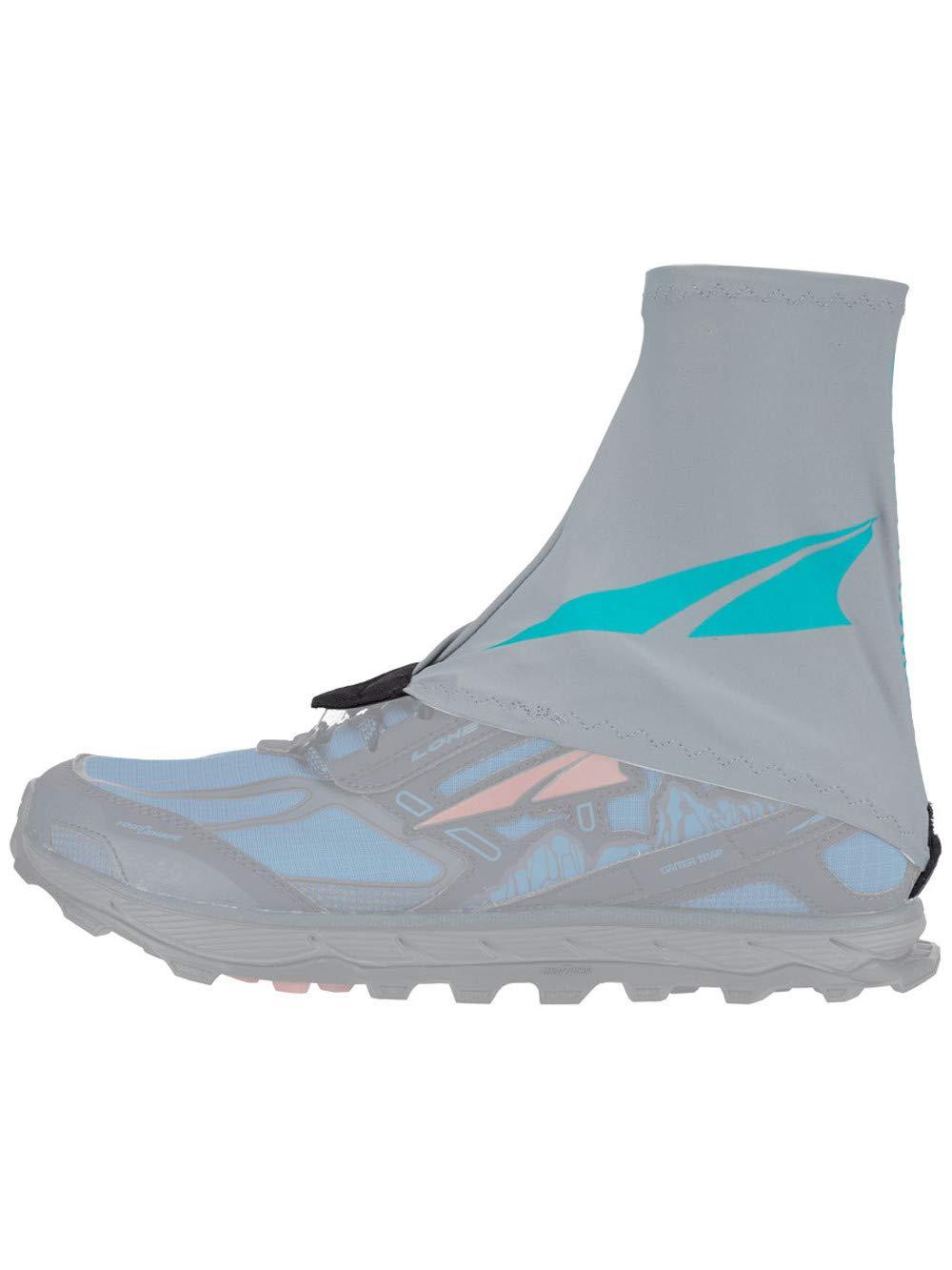 Altra Trail Gaiter, Grey/Teal, L/XL