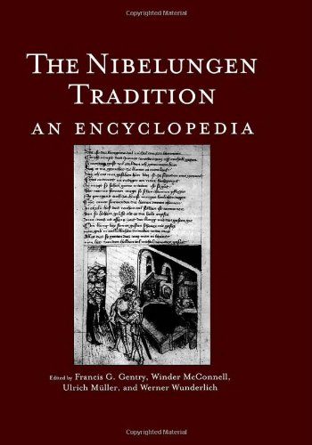 The Nibelungen Tradition: An Encyclopedia (Garland Reference Library of the Humanities) by Routledge