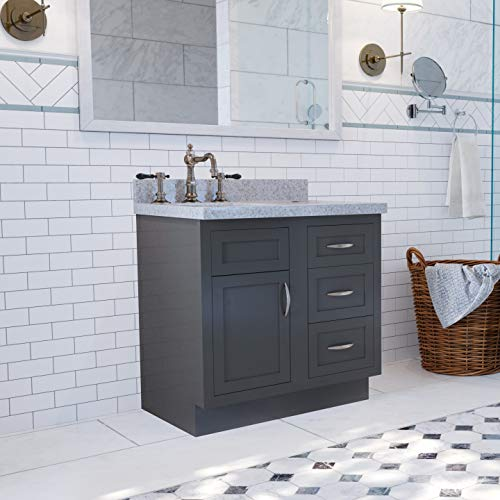 Inset Shaker Vanity Cabinet (30
