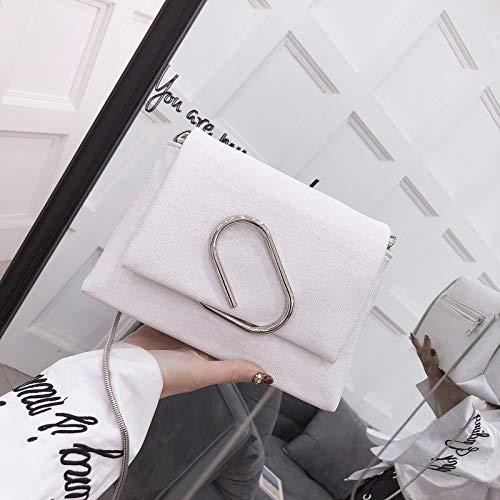 du Messenger bandoulière Simple de Mode à Blanc Sac Sac coréenne nbsp;Version WSLMHH Sauvage qUxTvXEw