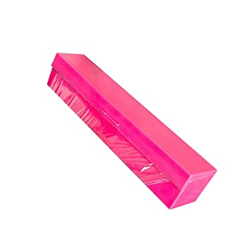 bescita Vogue plástico cortador de papel de cocina y dispensador de film transparente de almacenamiento 3