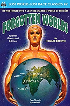 Forgotten Worlds by Howard Browne science fiction and fantasy book and audiobook reviews