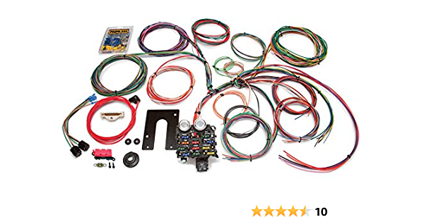 Amazon.com: Painless Wire 10105 Wiring Harness with Firewall Grommet for  Jeep CJ: AutomotiveAmazon.com