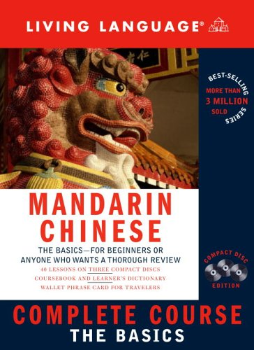 Complete Chinese (Mandarin): The Basics (CD) (Complete Basic Courses)