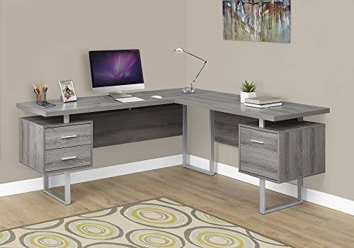 Monarch Specialties Computer 70″L Desk Left or Right Facing