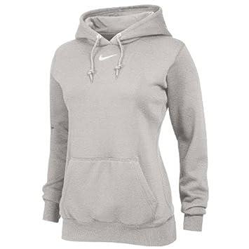Nike para Mujer Club Forro Polar Sudadera con Capucha - Gris - XXXL: Amazon.es: Deportes y aire libre